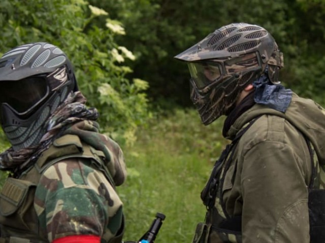 Paintball For Beginners: Newbies Guide To Their First Game