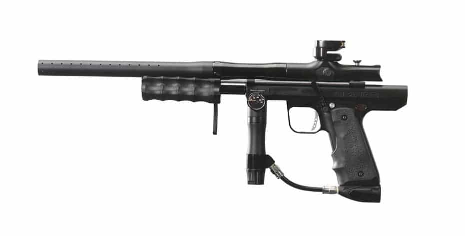 Empire Pump Paintball Marker - What is a Pump Paintball Gun