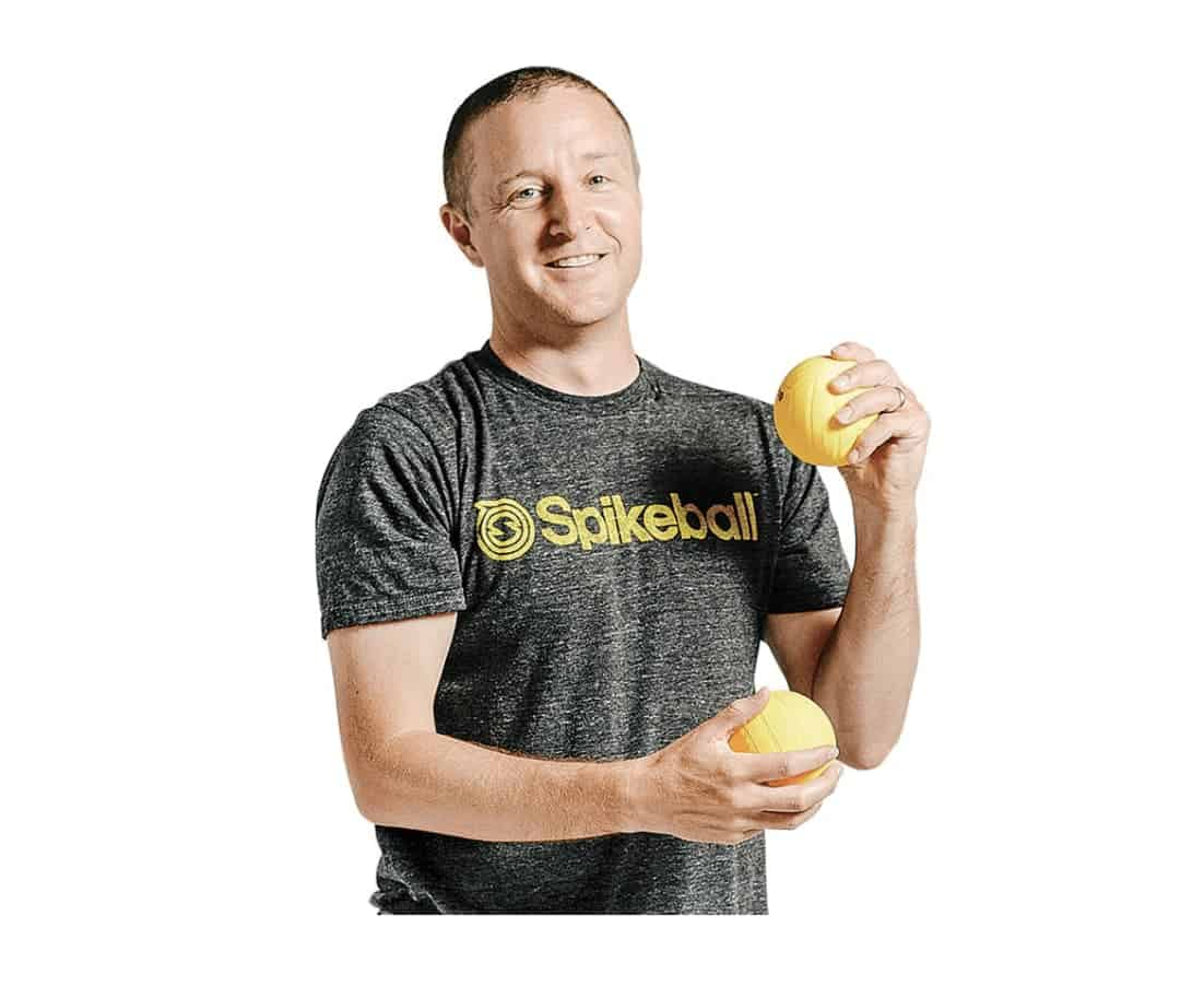 Chris Ruder - The man Who Invented Spikeball
