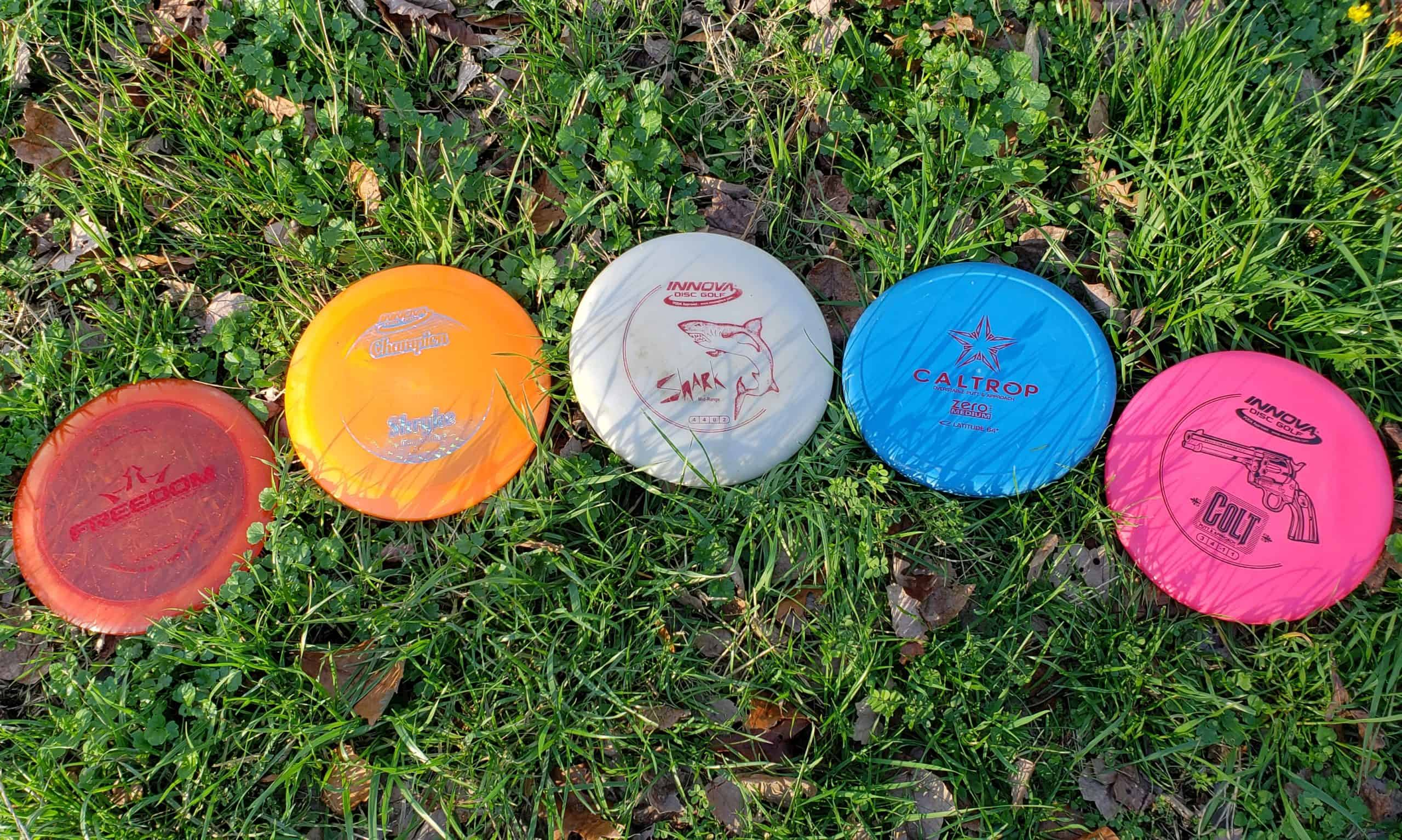 How Many Discs Do You Need For Disc Golf?