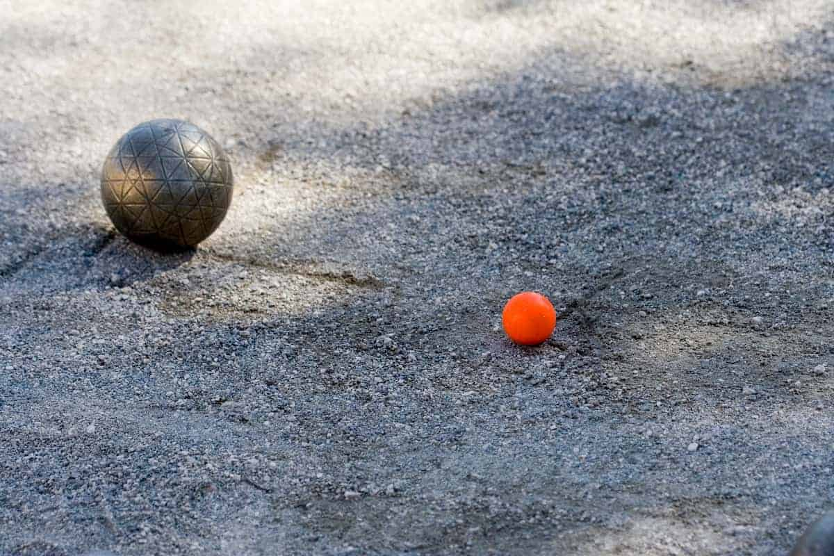 What is the Target Ball in Bocce Called?