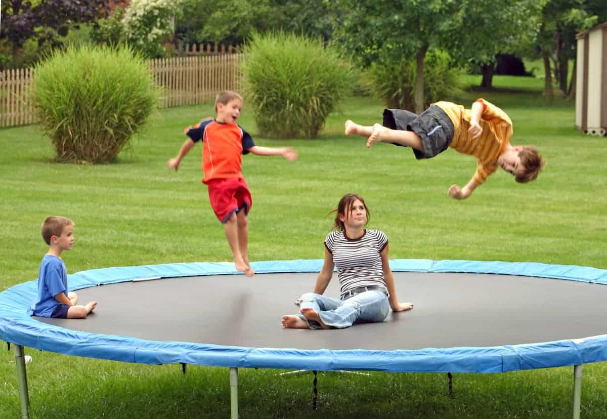 What Can I Use to Hold a Trampoline Down? Why Does It Matter?