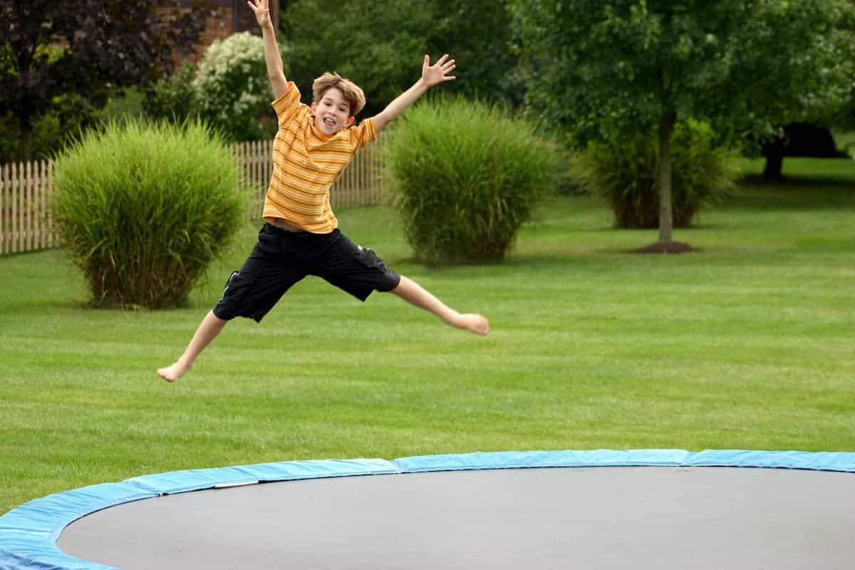 What Can I Use to Clean a Trampoline?