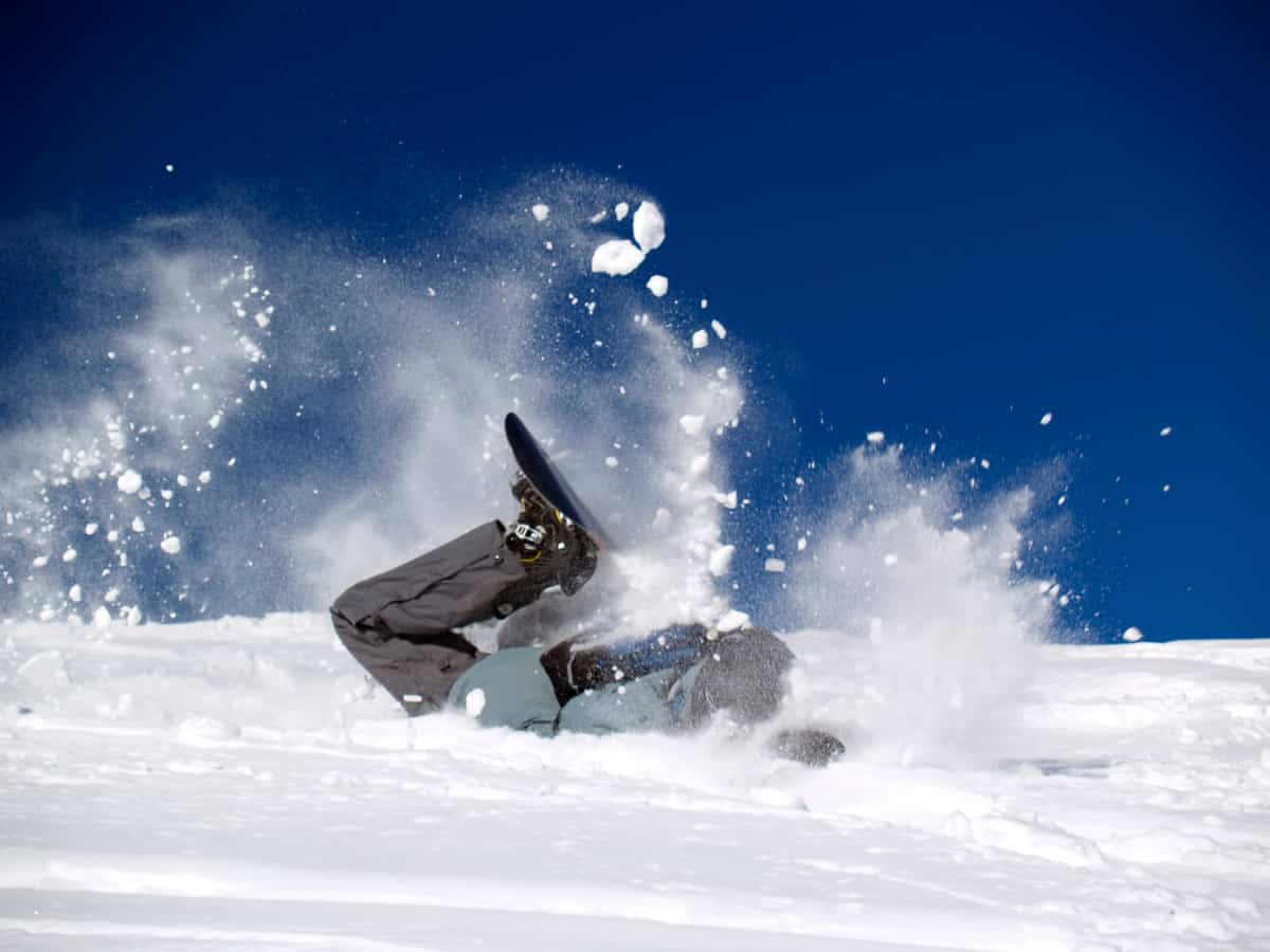 Is Snowboarding Bad For Your Back?