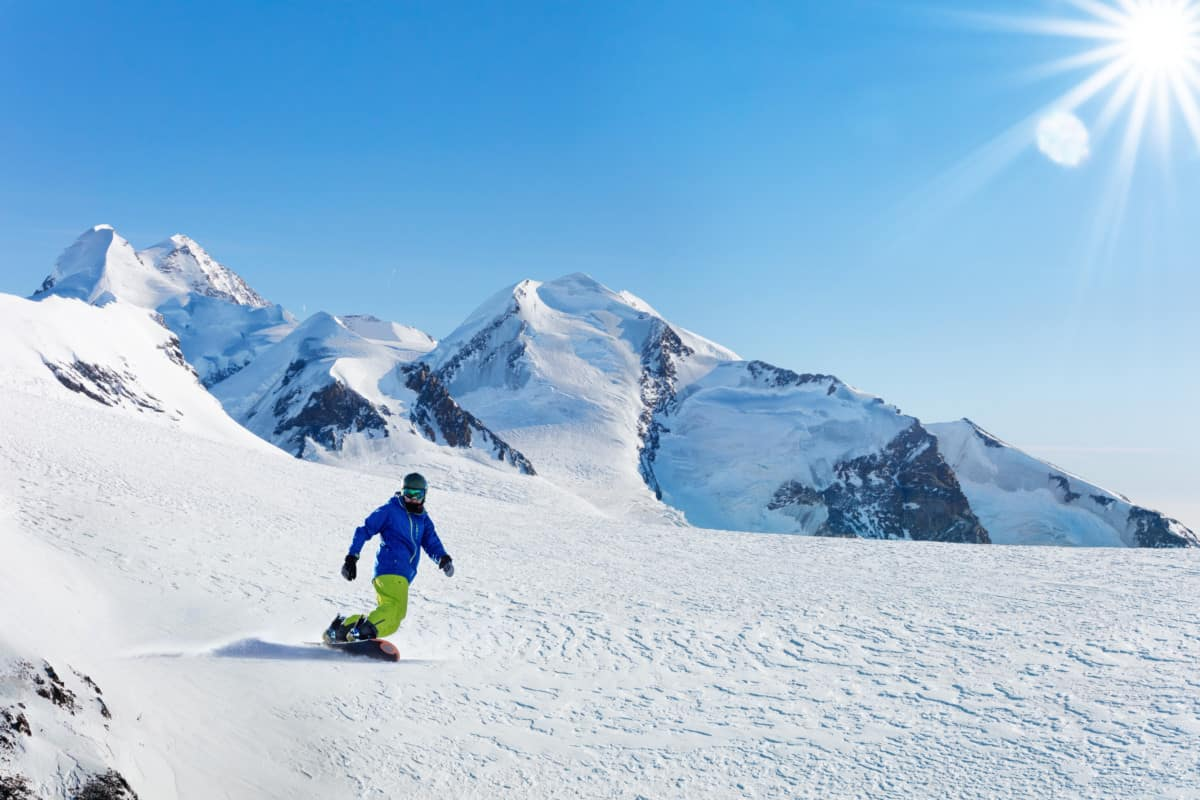 Is Snowboarding A Good Workout? Total Health Benefits Of Snowboarding
