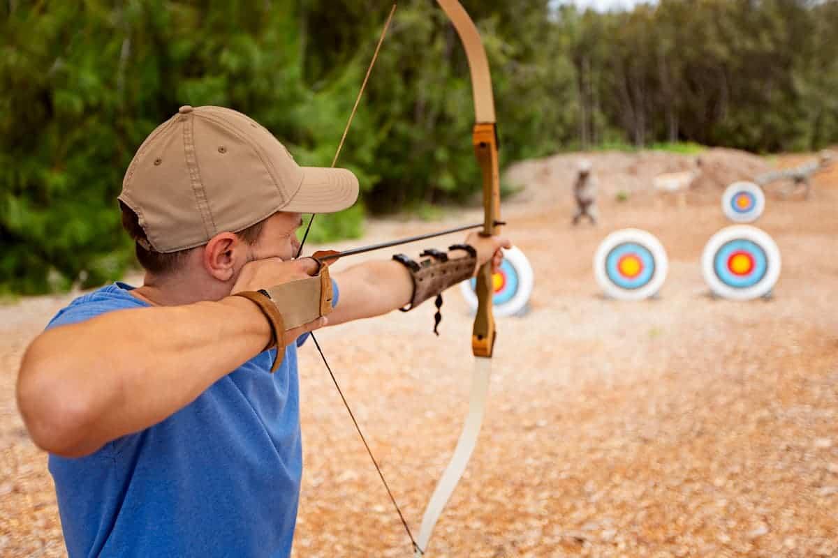 Why Do Archers Drop Their Bow?