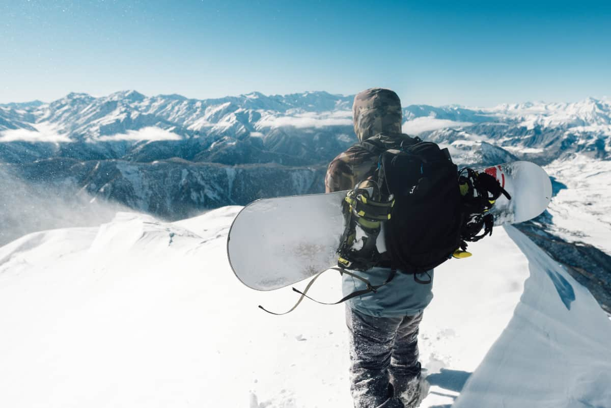 Is Snowboarding Bad For Your Hips?
