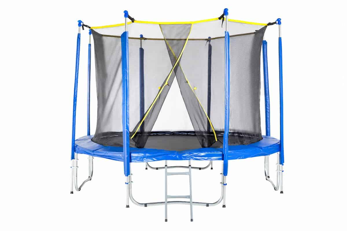 trampoline with a safety net, What is the Best Size for a Trampoline