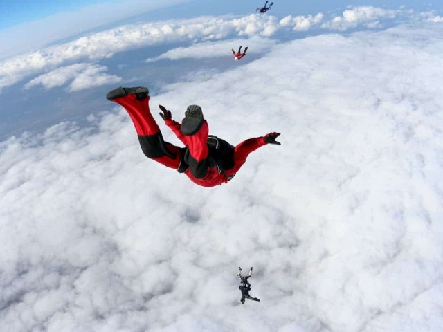 What is Skydiving? The Rush of Being Alive!!!