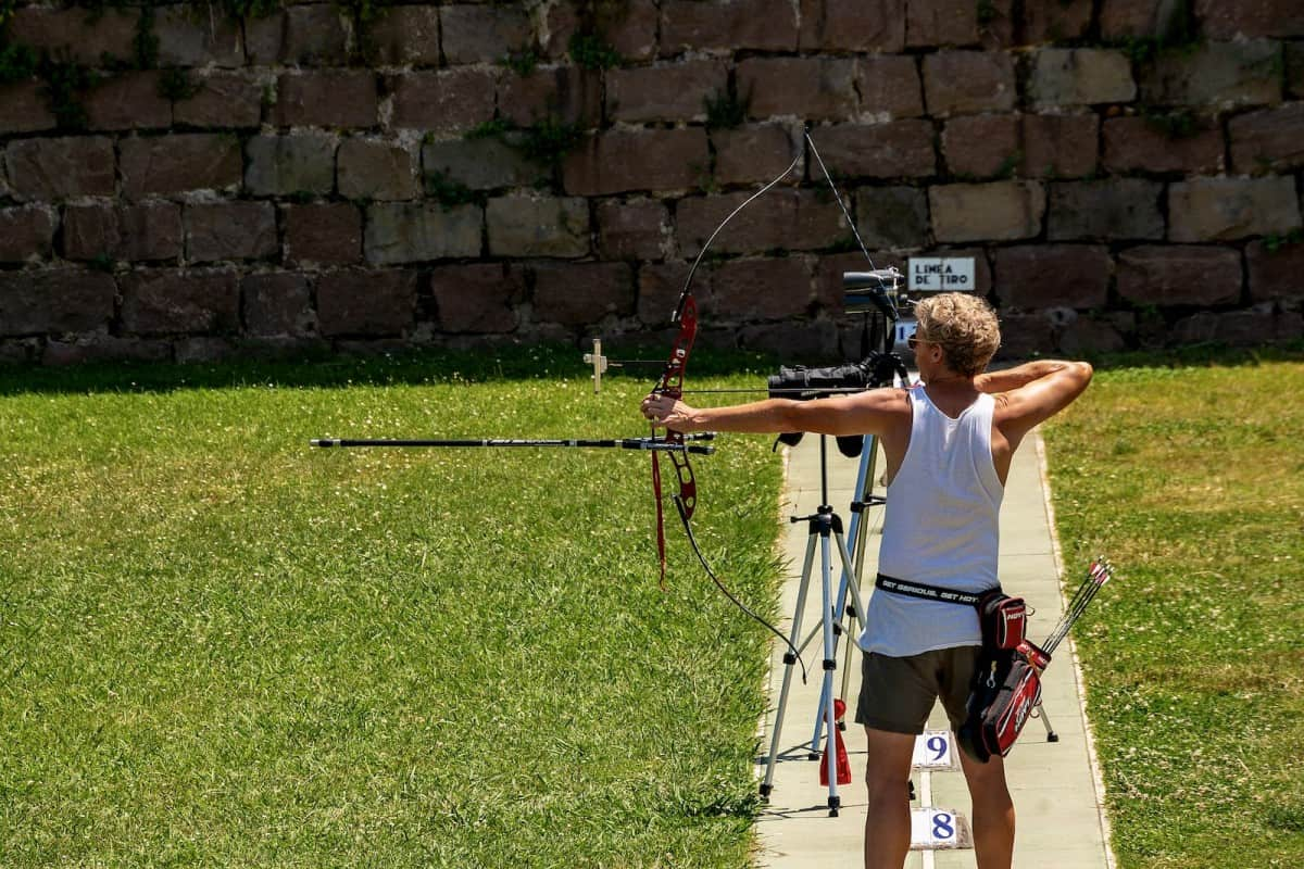 What Archery Events Are In The Olympics?