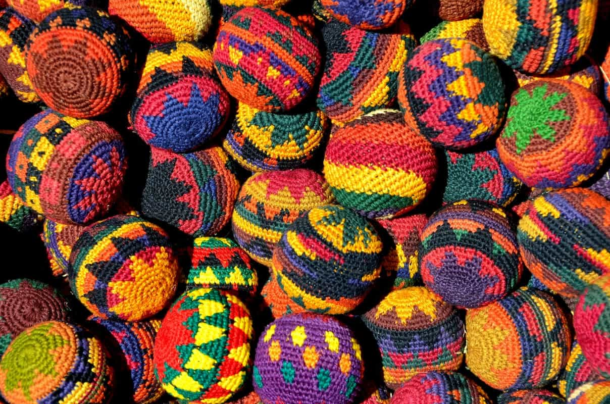 What is a Hacky Sack Made Out Of? Surprisingly Many Options